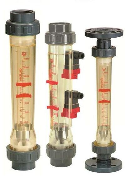 PT-11 Series Plastic Flow Meter