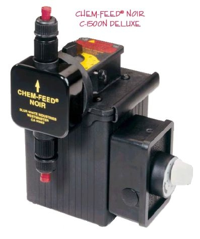 Chem-Feed Noir C-1500 Superior Metering Injector