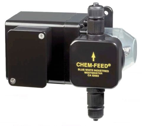 Chem-Feed C-600P Diaphragm Metering Injector