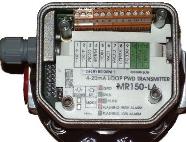 MR150 Analogue and Digital Output Module