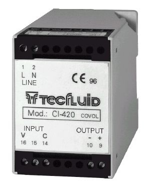 CI-420 Frequency To Analog Converters