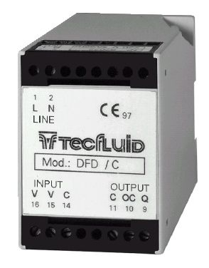 DFD Electronic Frequency Divider