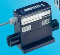 Flowstream Multigas mass flow meter for gases